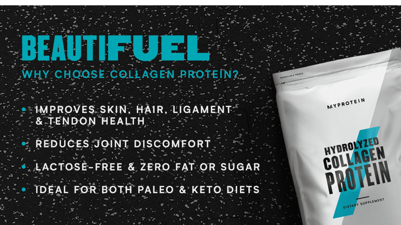 Introducing: Hydrolyzed Collagen Protein — Fuel Your Health and Beauty Ambitions