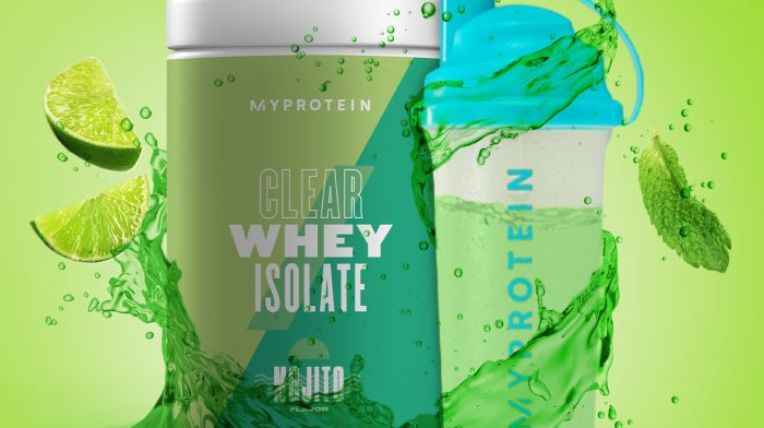 Protein Just Got Juicy | Clear Whey Is Available Now In US