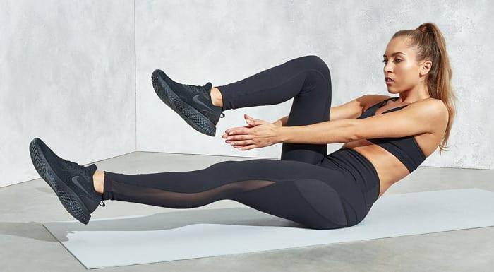 体幹を強化する腹筋エクササイズ|腹横筋(TVA)