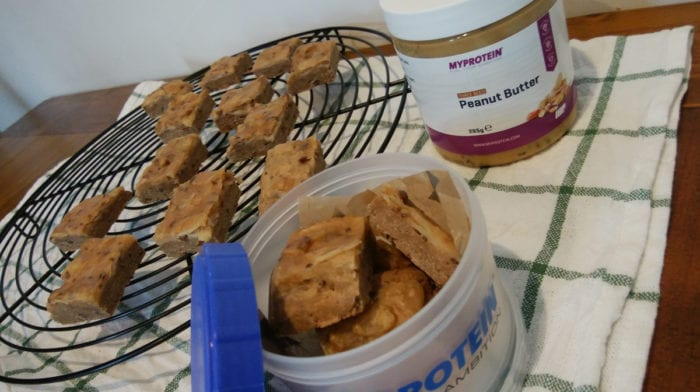 持ち運びにも便利!栄養たっぷりなピーナッツバタークッキー