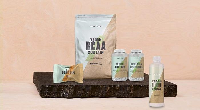 SUSTAIN|健康的なライフスタイルのための植物由来サプリメント5種