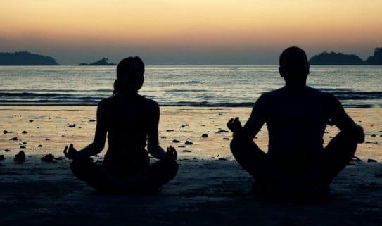 Meditacija – koristi u sportu