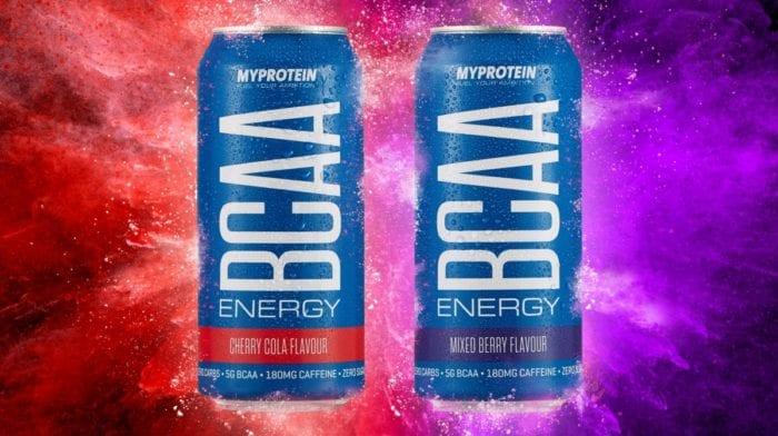 Uusi BCAA energiajuoma - virity, virkisty ja valmistaudu!