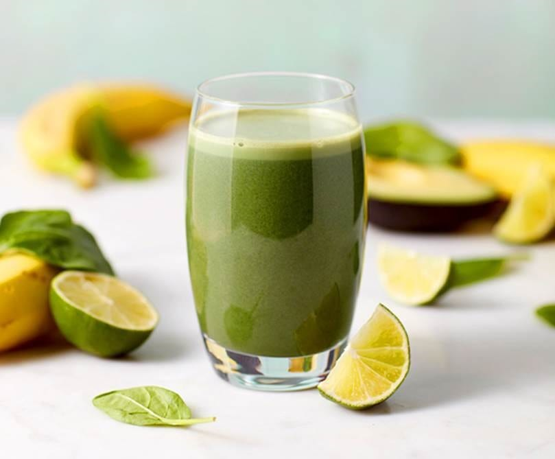 superfood viherjauhe smoothie