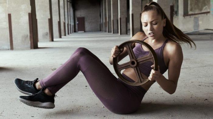 Lankkuvariaatiot – haasta keskivartalosi näillä liikkeillä