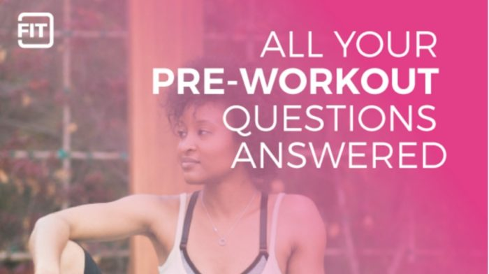 Pre-Workout for Women - Your Questions Answered