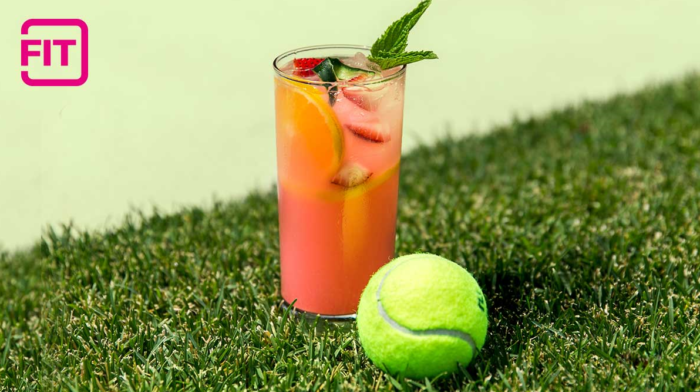 BCAA Raspberry Lemonade Pimms