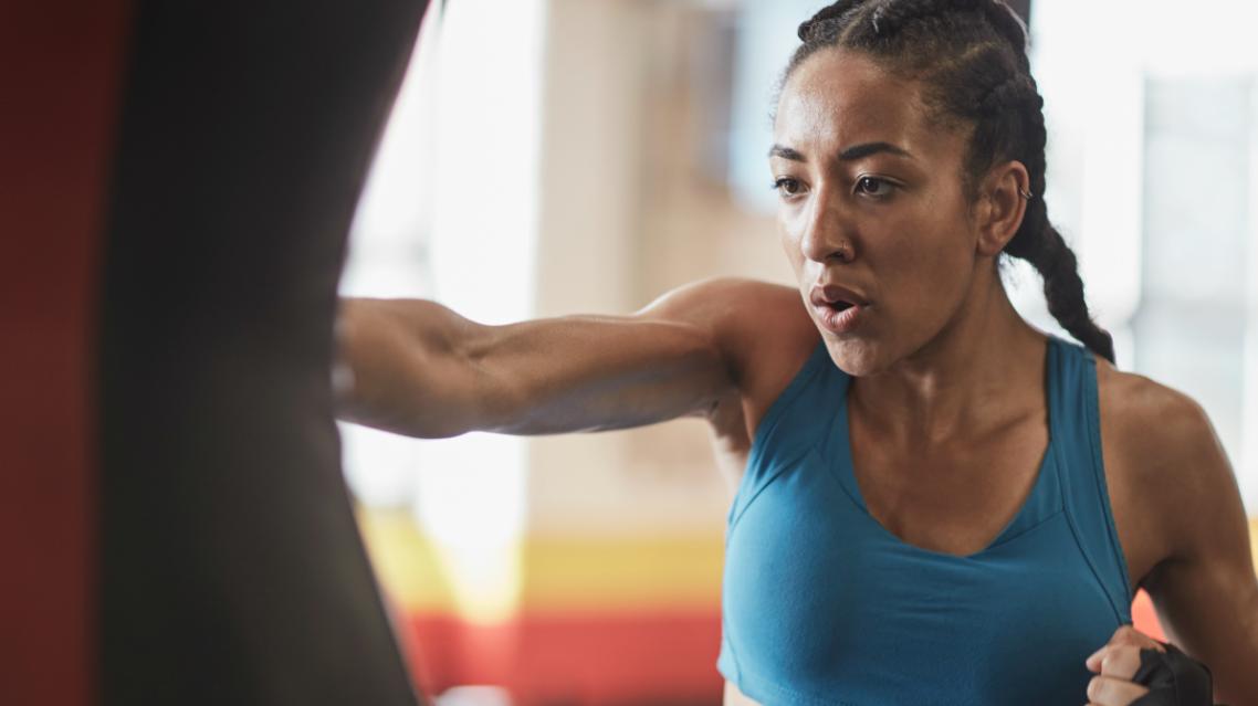Females of Fitness – Meet Eryn Barber