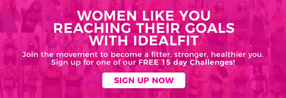 IdealFit UK FREE 15 Day Challenge