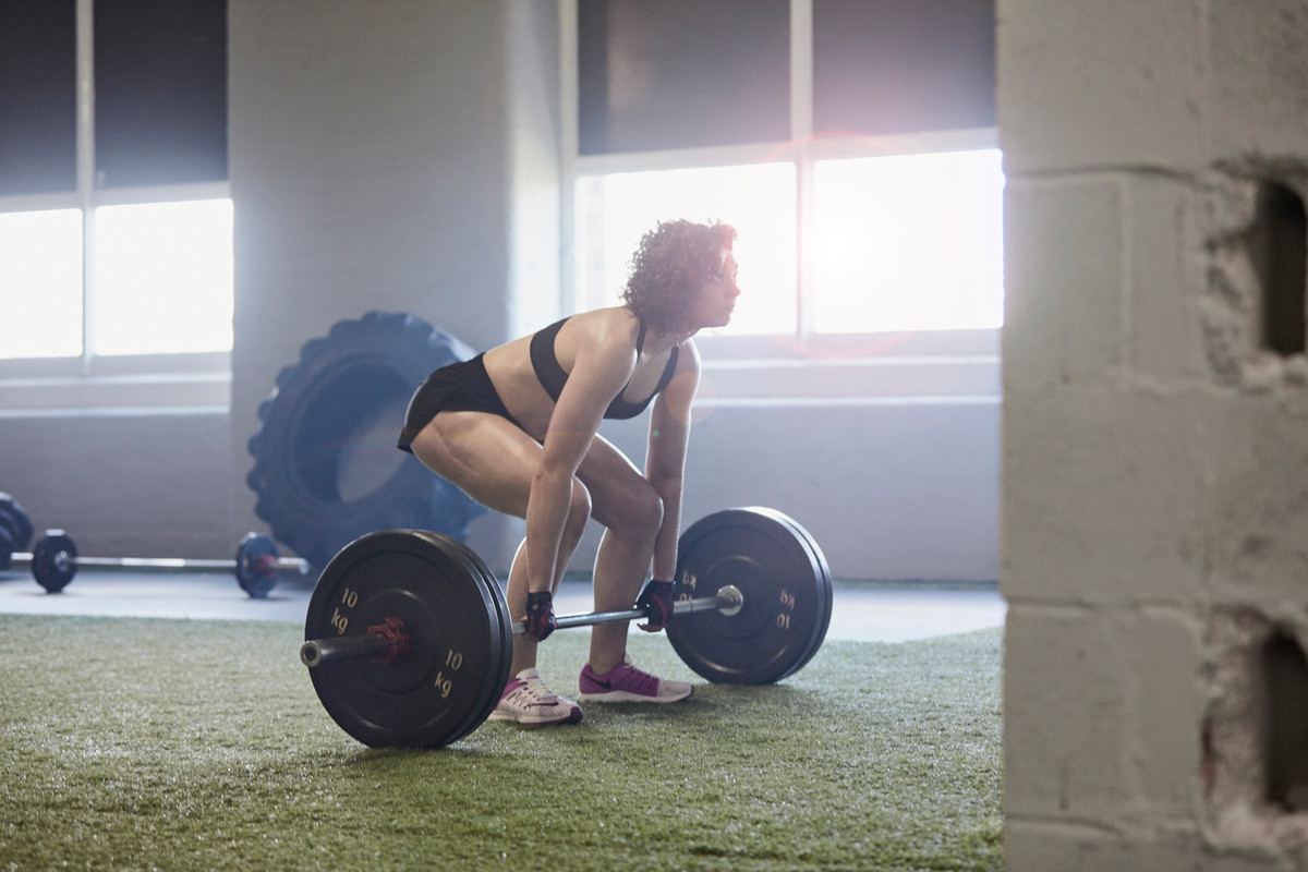 why women need protein deadlift