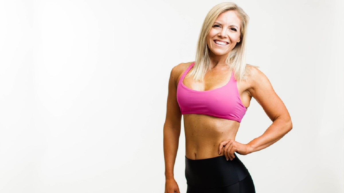 trainer lindsey lose weight with protein