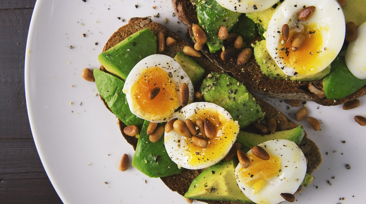#BoastYourToast | Protein Packed Eggs & Avocado Toast