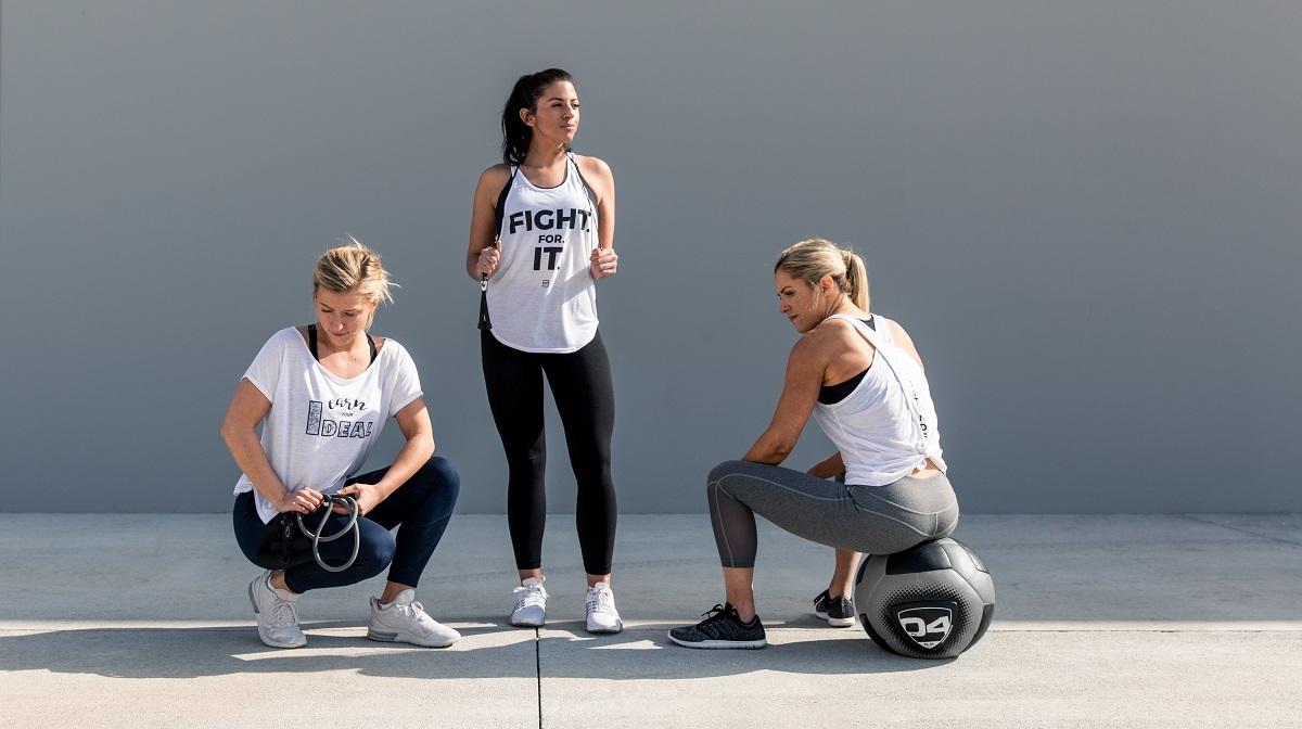 IdealFit Sports Supplements For Women