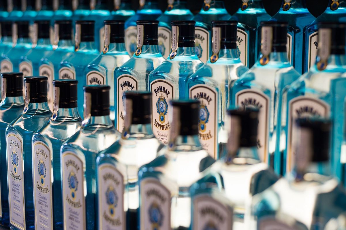 low calorie alcoholic drinks - gin