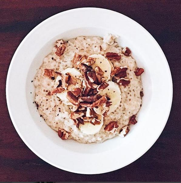 Lean Bulk - gain muscle without gaining fat - oats