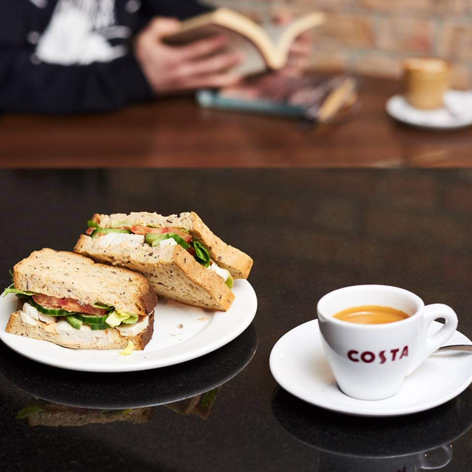 Costa Starbucks Healthiest Options From A Nutritionist