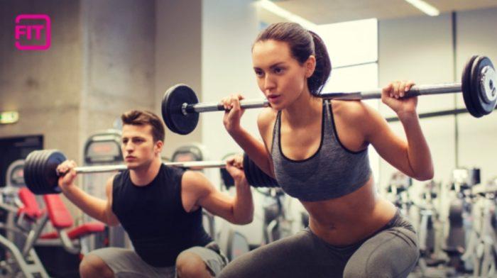 Fitness: Men Vs. Women