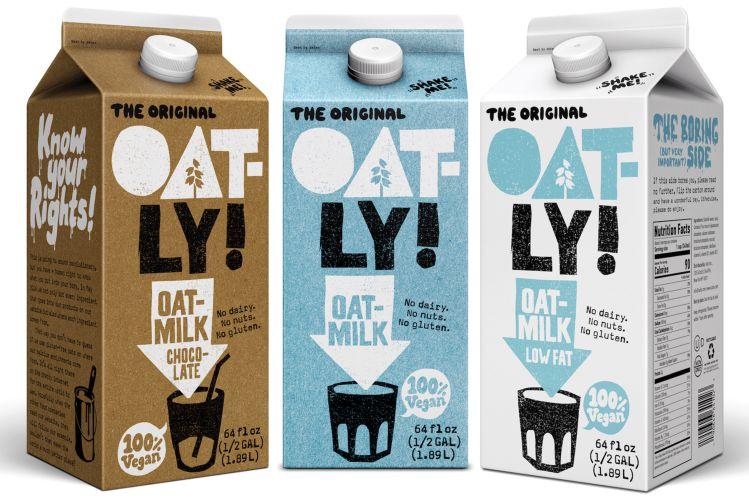 Oat Milk Oat-ly