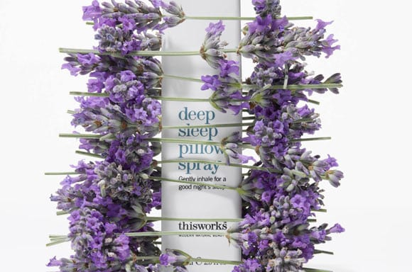 What Is The This Works Deep Sleep Pillow Spray?