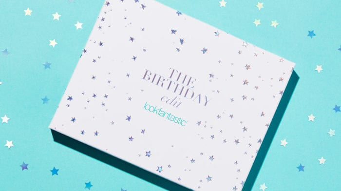 The Lookfantastic Beauty Box Birthday Edition