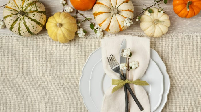 Why Thanksgiving Dinner Is Great For Your Skin