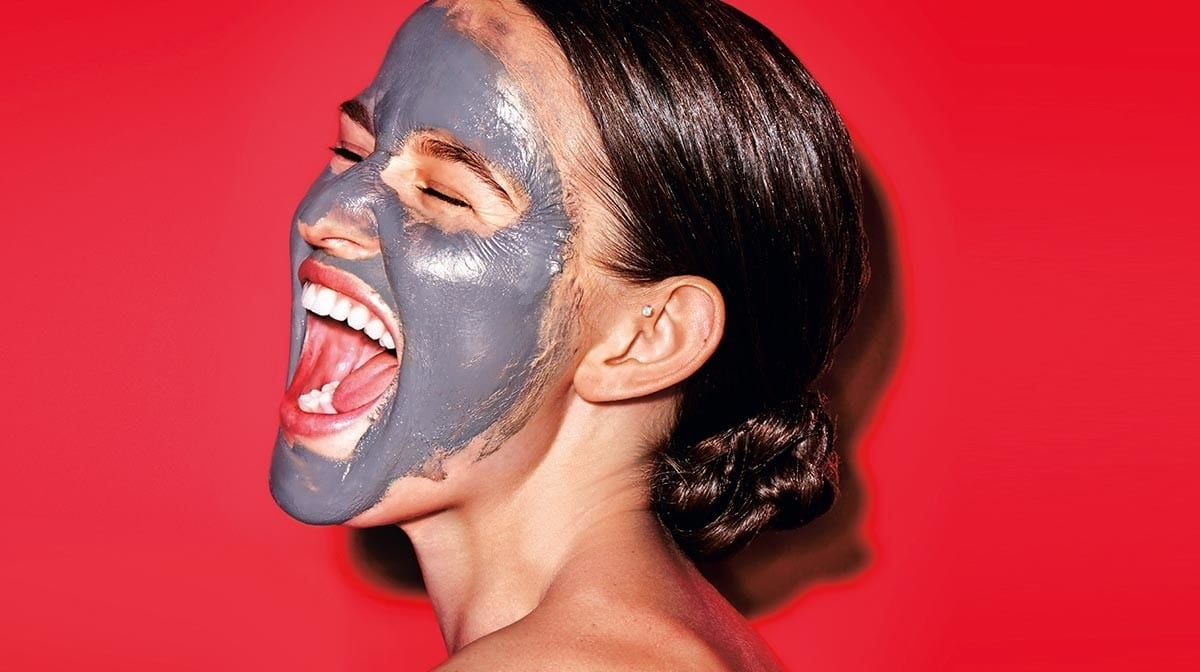 The Face Mask to Try This Valentine's Day: Bentonite Clay Mask