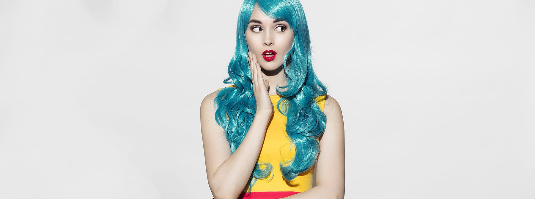 How Blue Hair Color is Making a Trendy Comeback