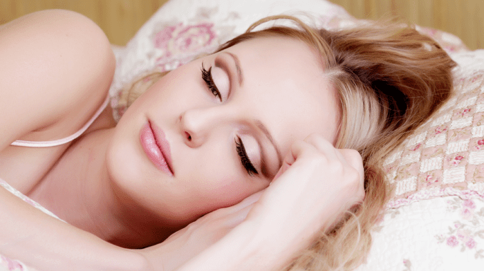 Sweet Dreams Sleeping Beauty: Why Sleep is Crucial to Your Skin's Health