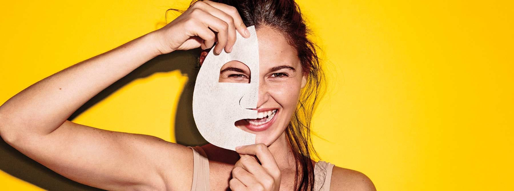 Why Face Sheet Masks are the Beauty Trend of the Year
