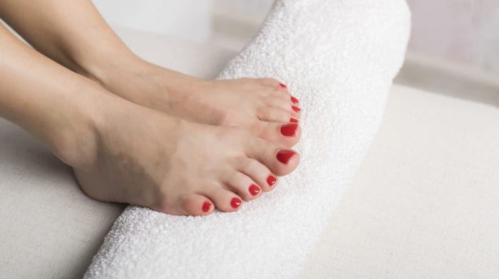 Footcare Tips while Staying In