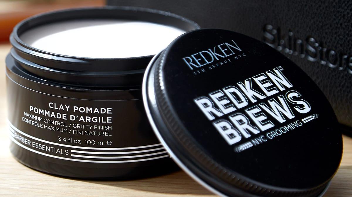 Redken Brews and Men's Skin Care