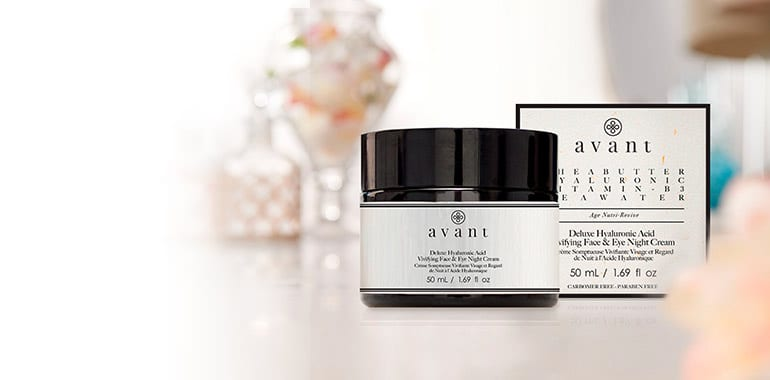 New Brand in 2017 – Avant Skincare