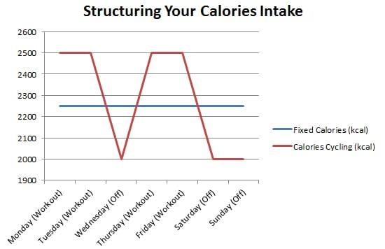 calories-intake
