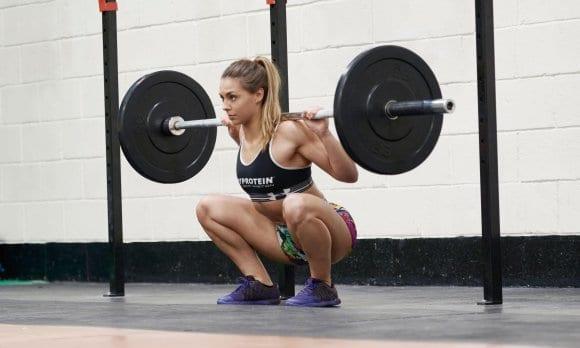 squat profond