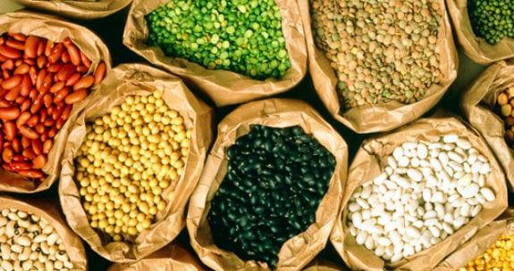 les haricots sont d'excellent légumes pour une alimentation saine