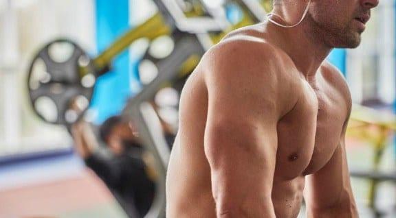 triceps extension bras