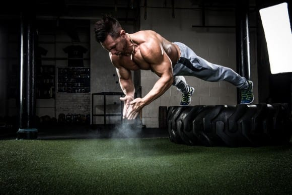 pompes claquées sont efficaces pour votre entrainement force et prise de masse