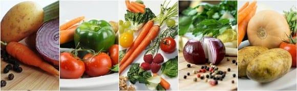 végétarien régime
