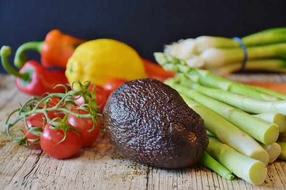 légume plats végétarien