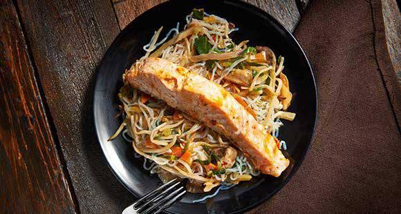 repas-avec-saumon