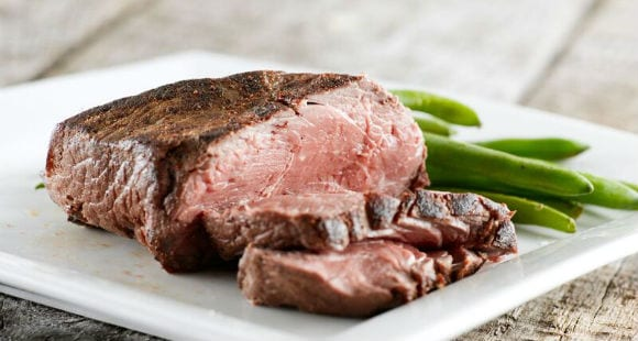 La viande est parfaite pour vous aider à obtenir vos apport en protéine.