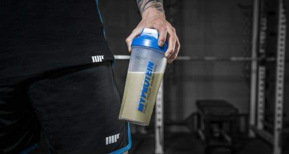 shaker substitut de repas Myprotein