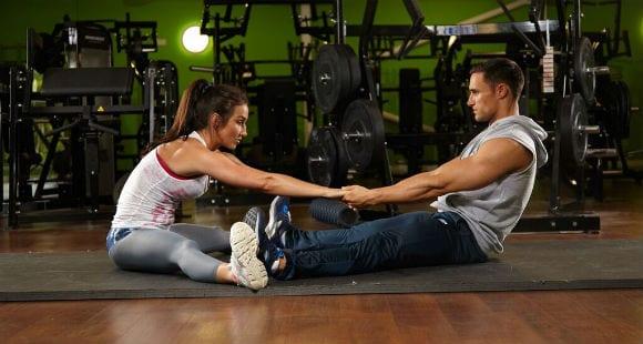 stretching, exercice d'assouplissement 3