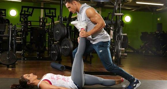 stretching, exercice d'assouplissement