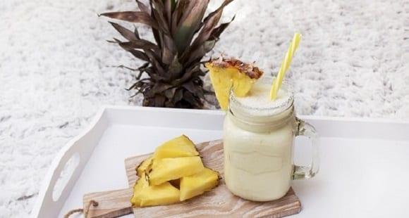 L'ananas est une bonne source d'acide malique
