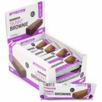 snack healthy brownies