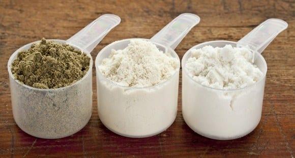 source de protéines végétales protéine de pois 2