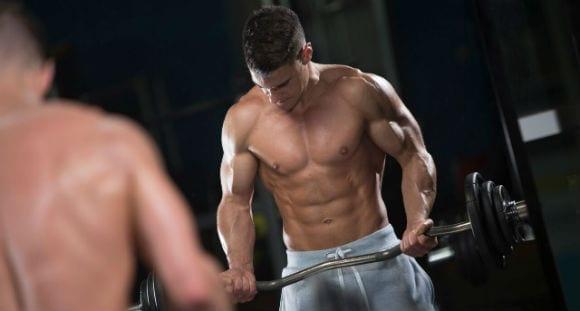 séance d'entraînement musculation 3