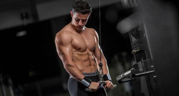 séance d'entraînement musculation 5