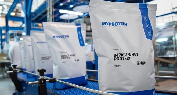 Qualité Myprotein